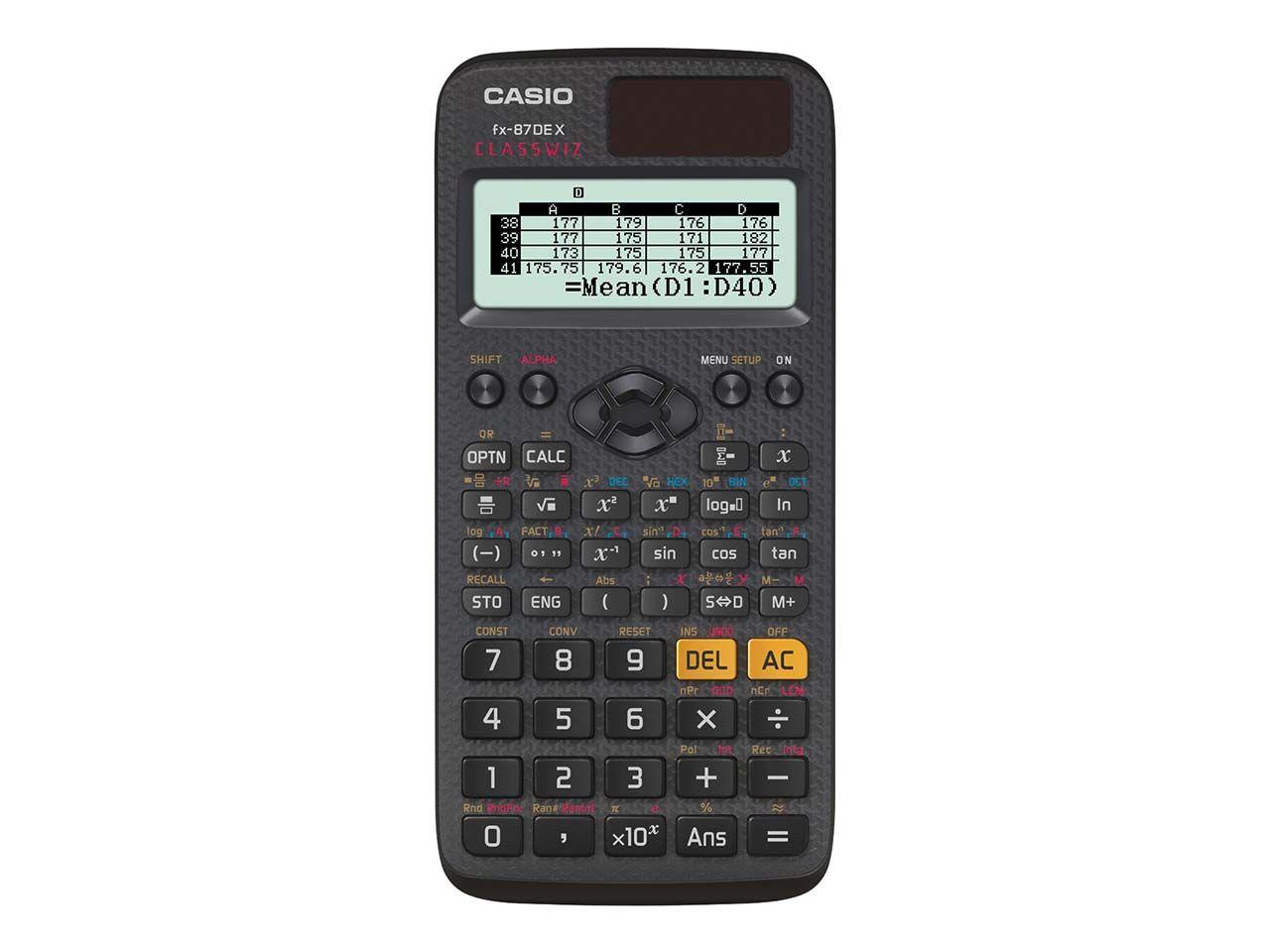 Casio Schulrechner
