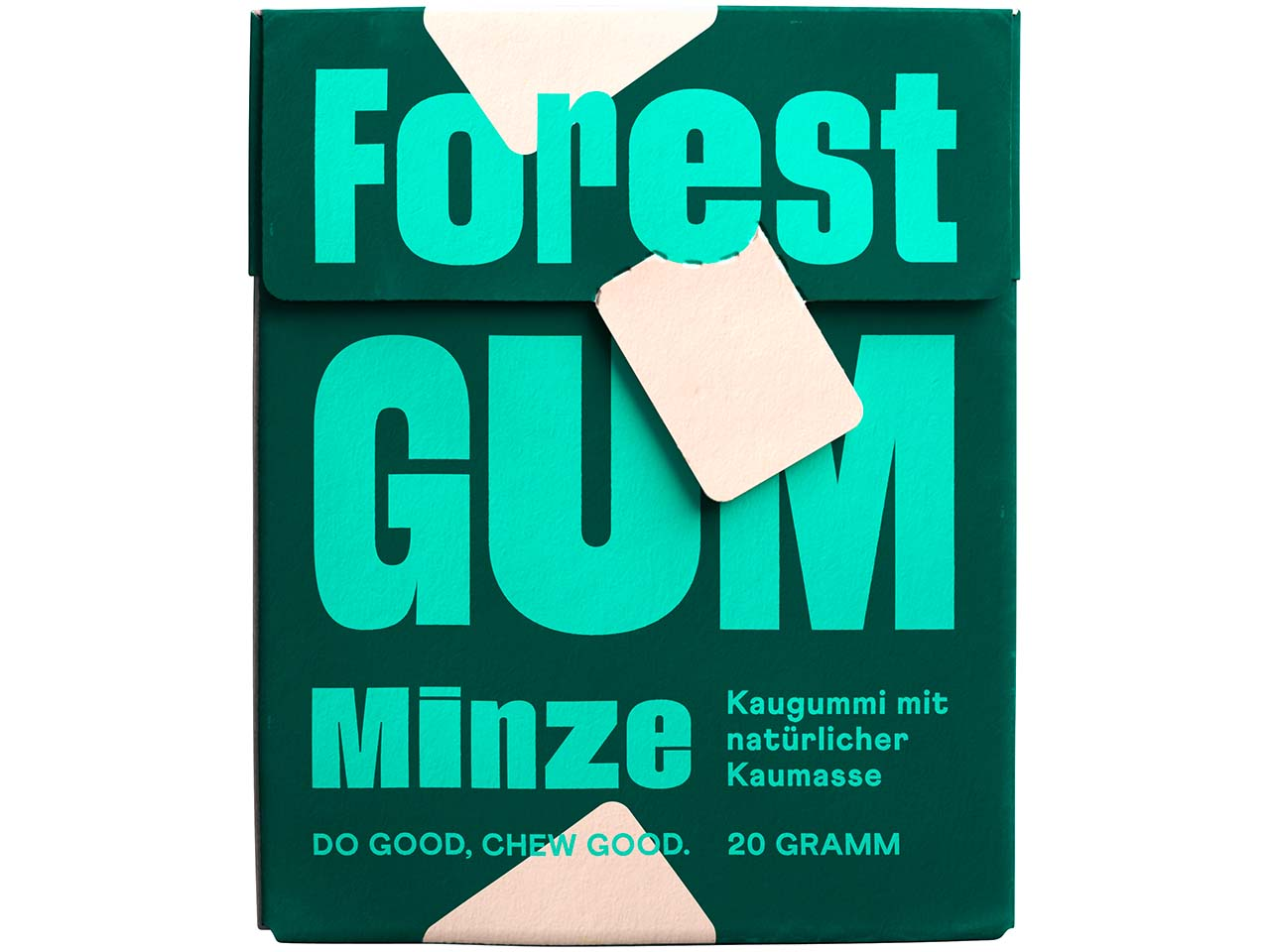 Forest Gum Kaugummi Dm