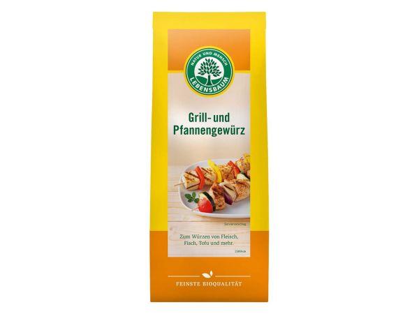 """Lebensbaum Gewürzmischung """"Grill- und Pfannengewürz"""", 50 g"""