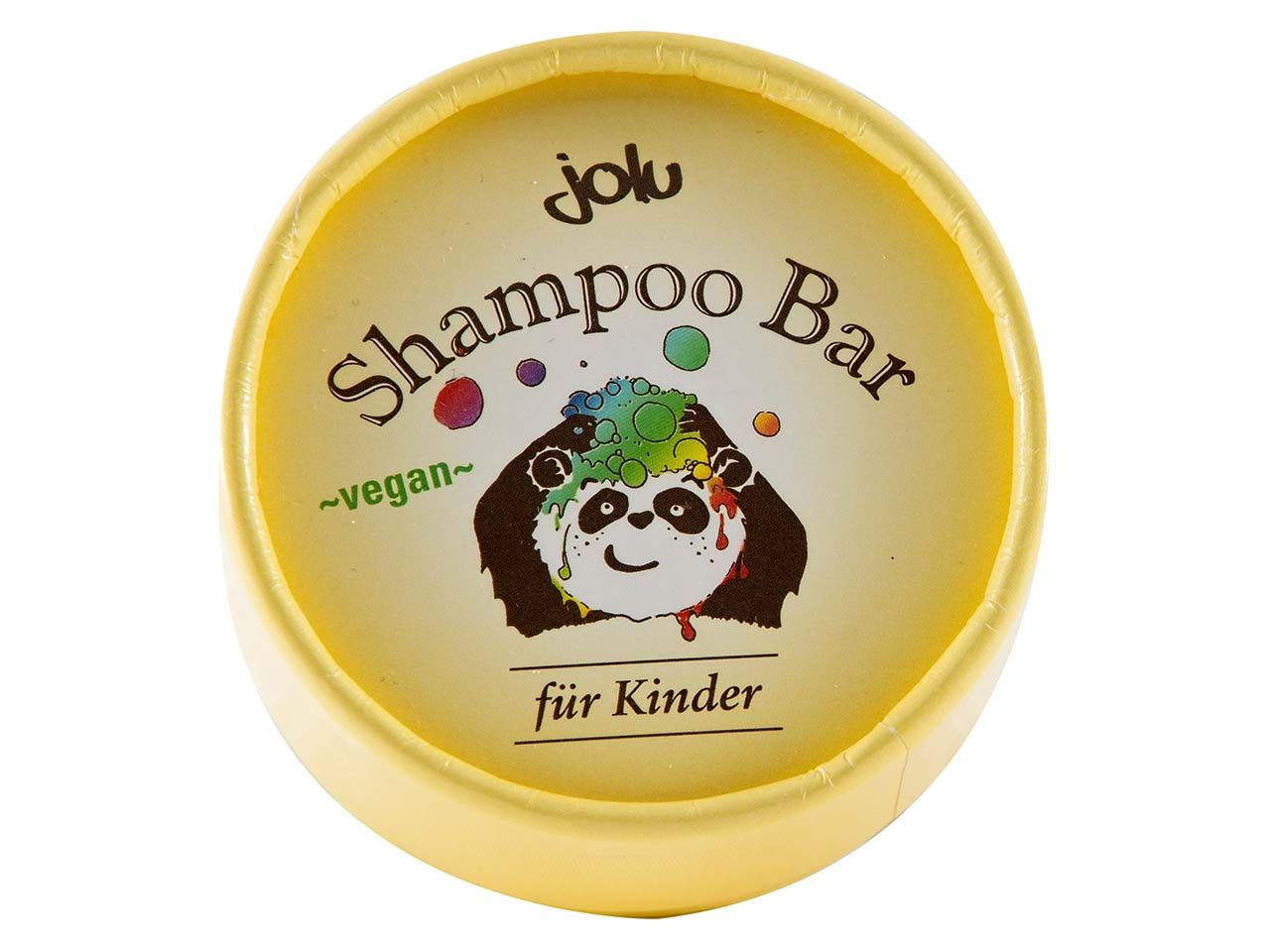 Jolu Shampoo Bar Pappdose
