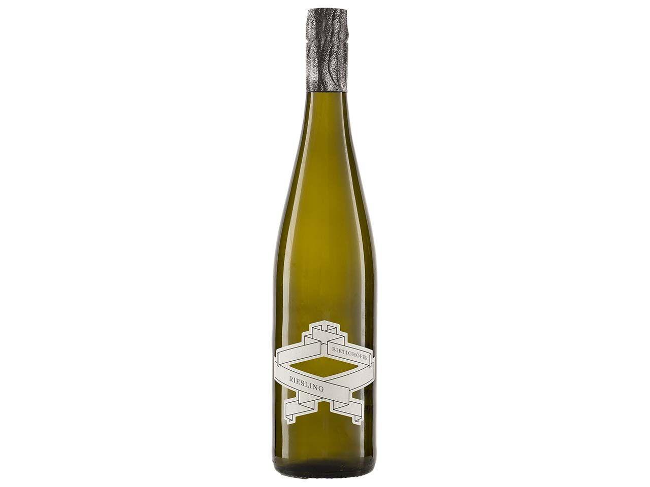 Bio-Weißwein Riesling 2018, Kabinett fruchtsüß, 0,75 l 58065