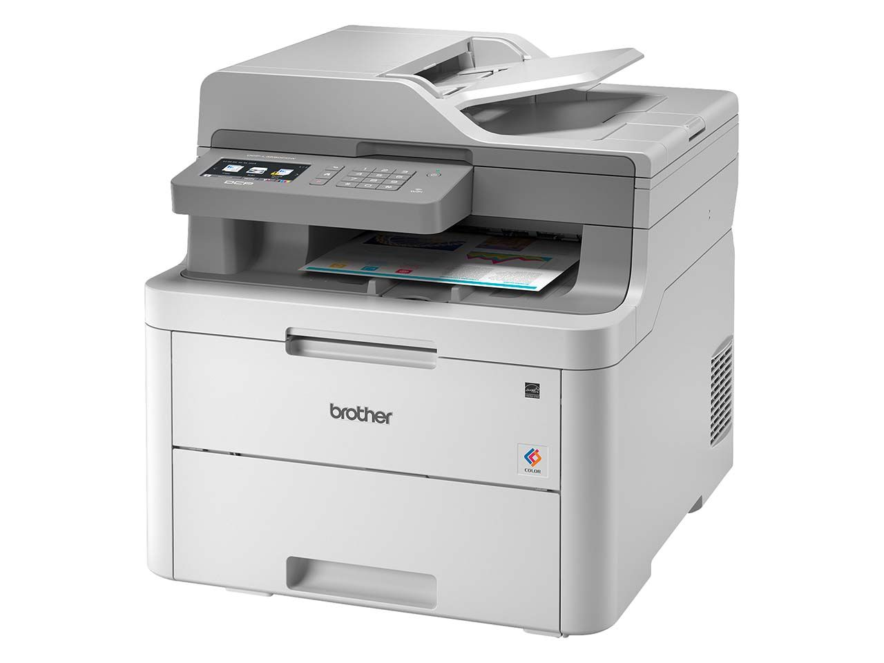 "Brother Farblaser-Multifunktionsdrucker ""DCP-L3550CDW"" DCPL3550CDWG1"