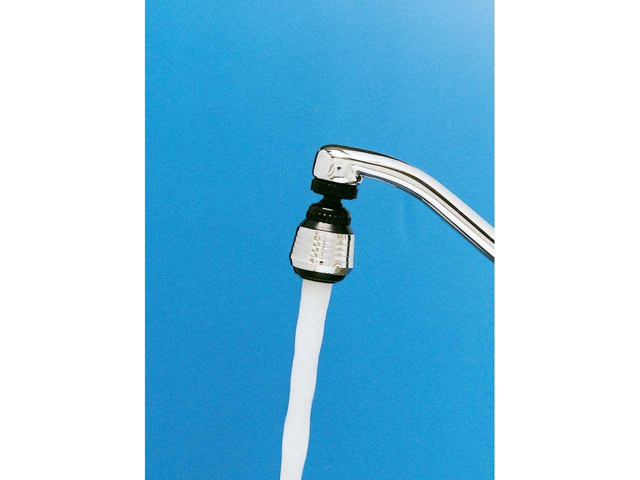 Küchenbrause mit Spareinsatz für Hähne M22/M24 252H21