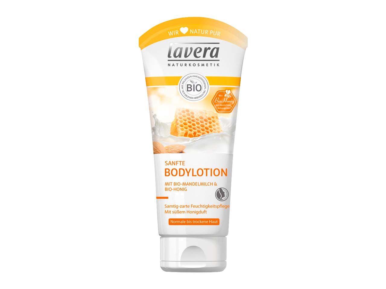 lavera Bodylotion Bio-Mandelmilch & Bio-Honig 200 ml 106238