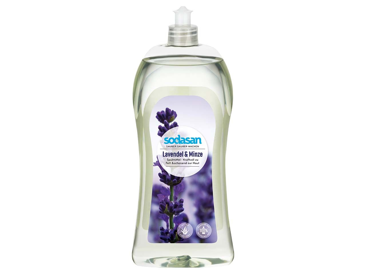 "Sodasan Spülmittel ""Lavendel & Minze"" 1 l 2013"