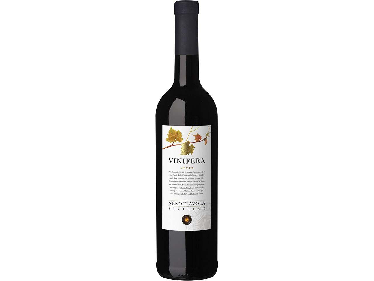 Bio-Rotwein Nero d?Avola IGT
