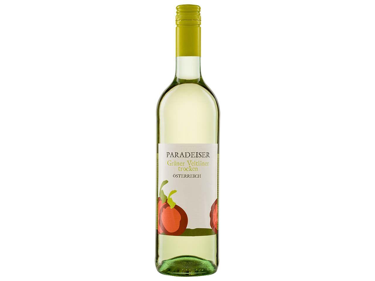 Bio-Weißwein Grüner Veltiner