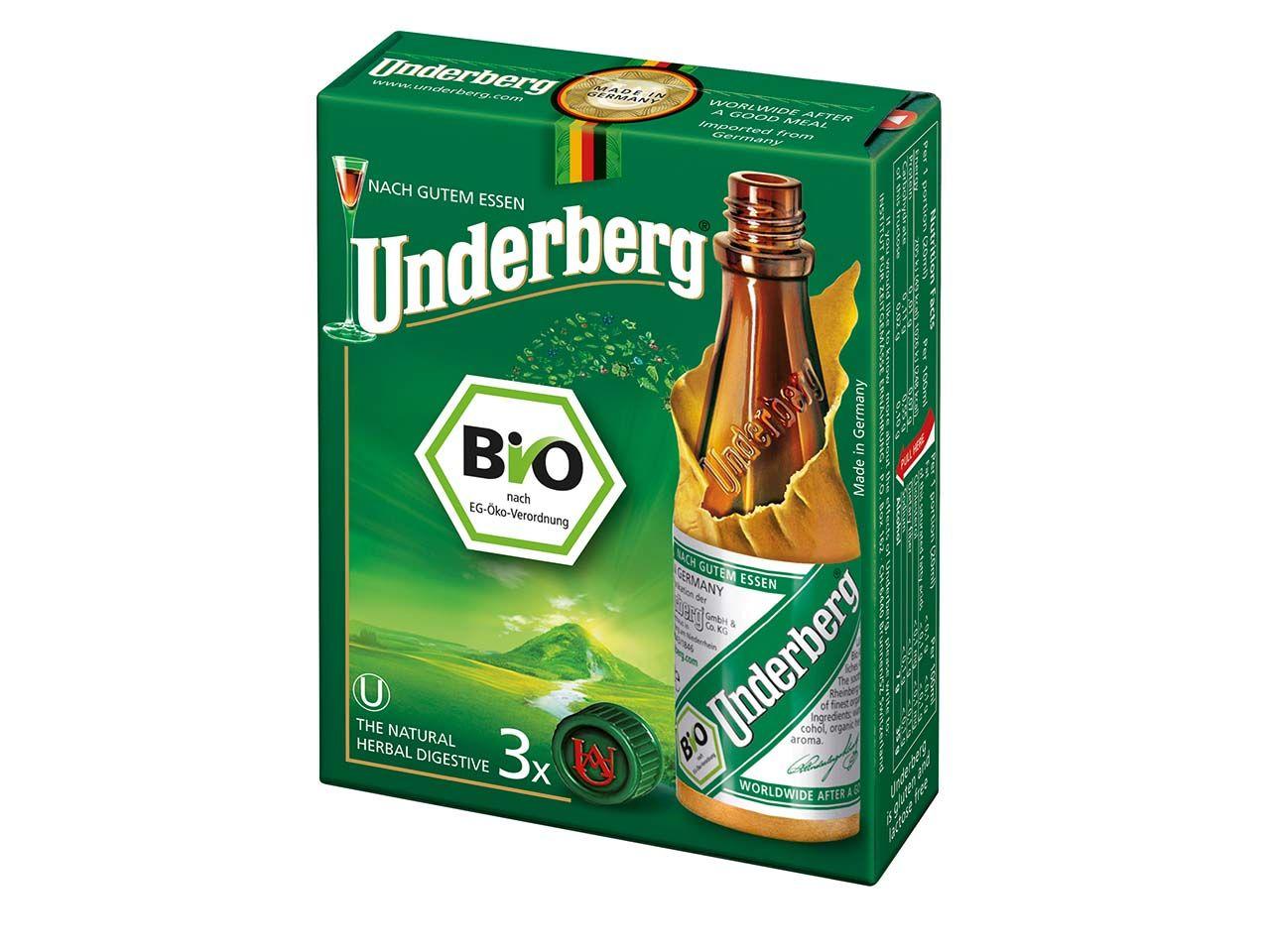 Humbel Bio-Underberg, 3 x 20 ml 10-220bio