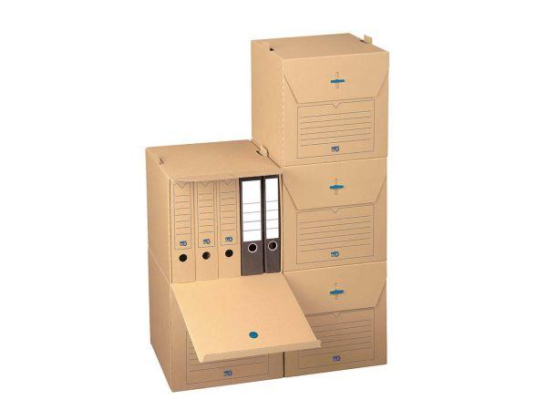 "5 Nips Archiv Cube ""select"" Archivbox"