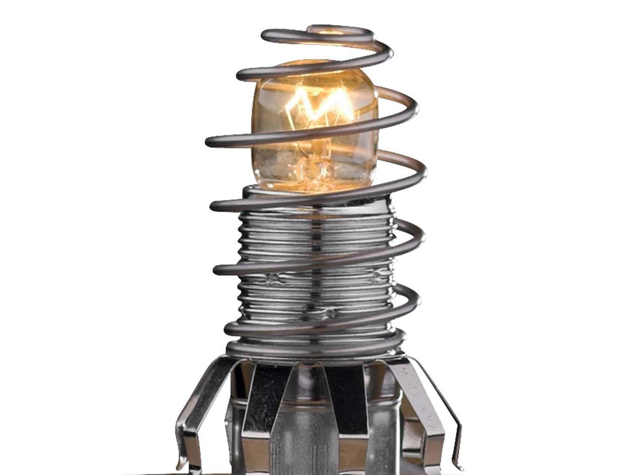 Danell Ersatzlampe für Salzkristall E14, 15 W, 90 lm 41-6068