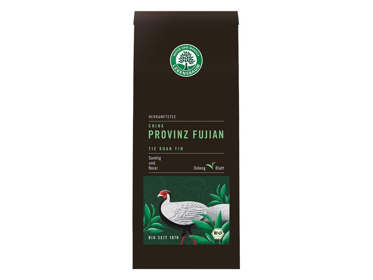 Lebensbaum Bio-Oolong Tee