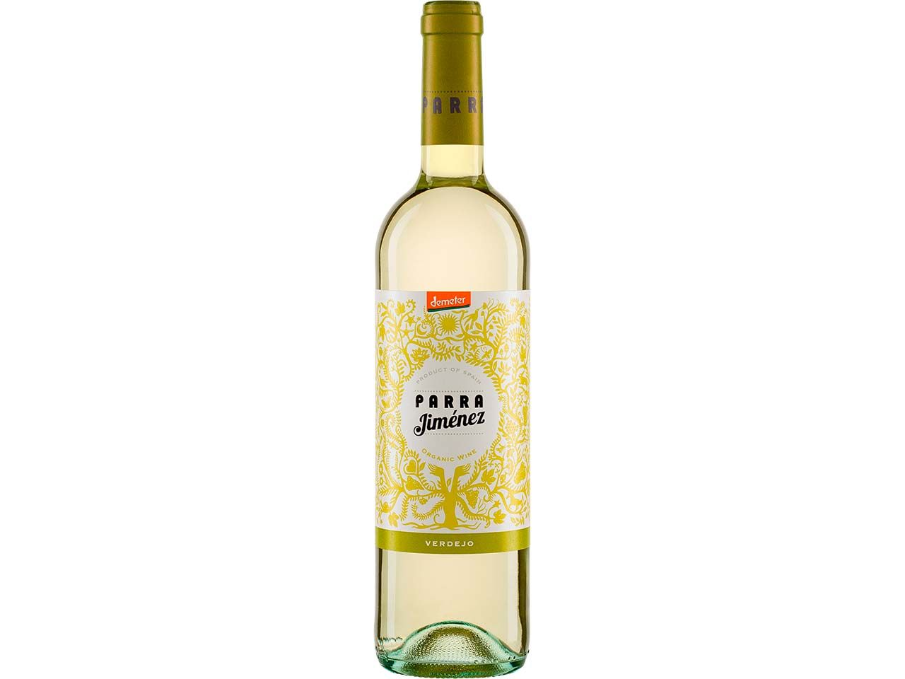 Bio-Weißwein Verdejo