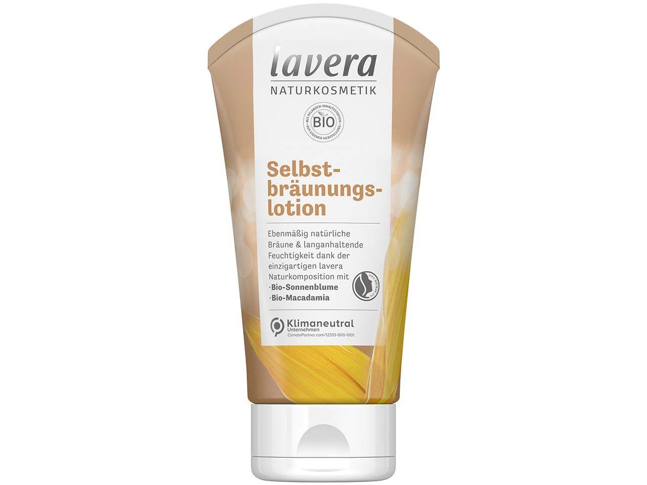 "lavera Selbstbräunungslotion ""Body"" 150 ml 110610"