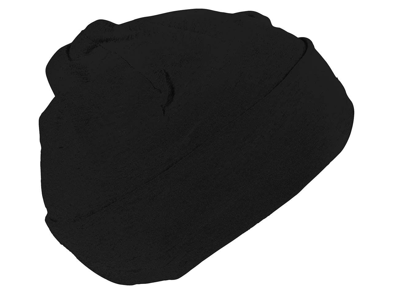 memo Bio-Baumwoll Mütze schwarz tb/me/1706281 schwarz
