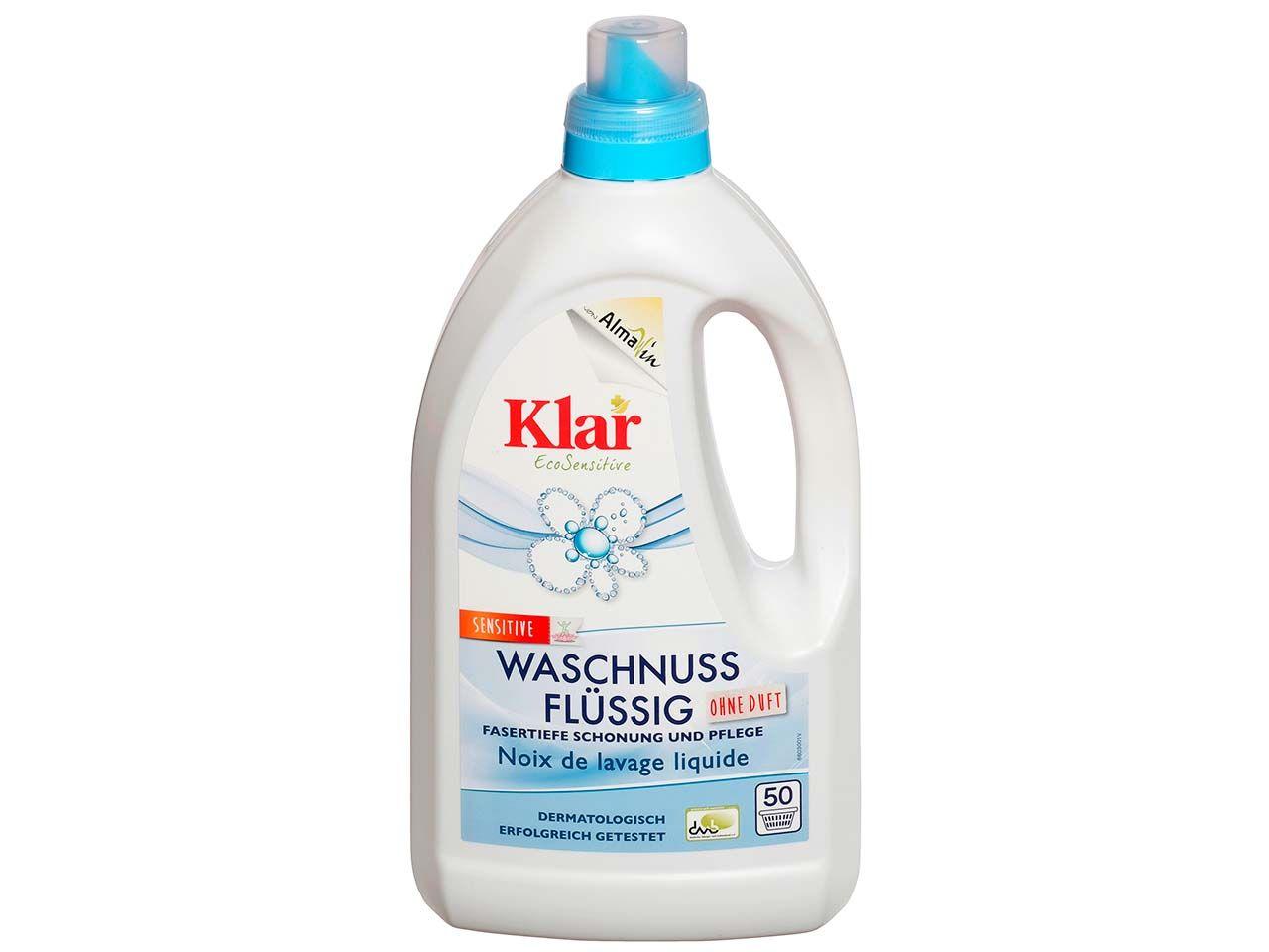 Klar Flüssige Waschnuss