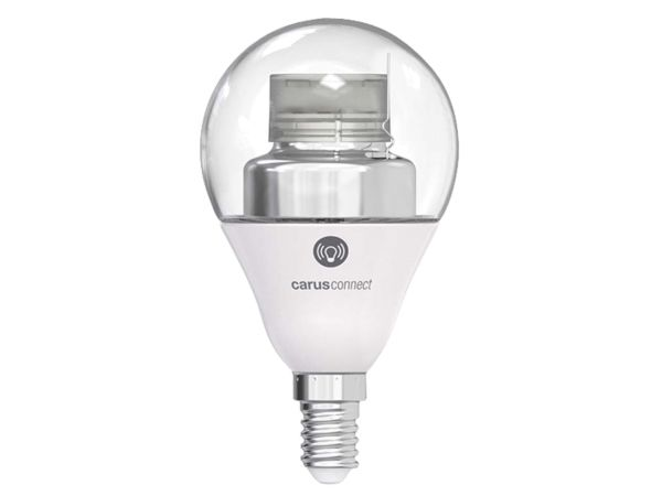 "carus LED-Lampe ""Connect Smart White"" 8 W, E14, 560 lm"