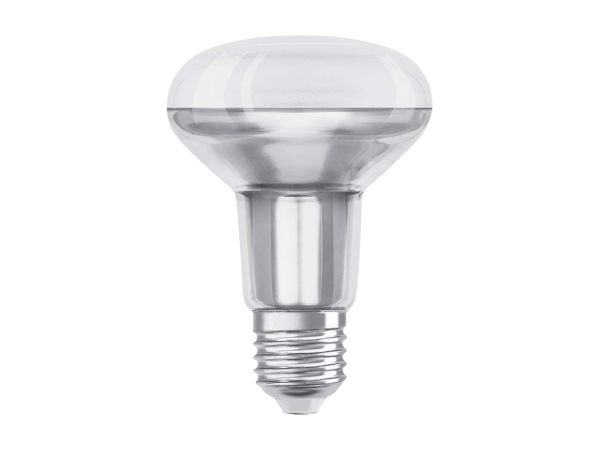 "OSRAM LED-Lampe ""Superstar"" R80, 5,9 W, E27, 345 lm, dimmbar"