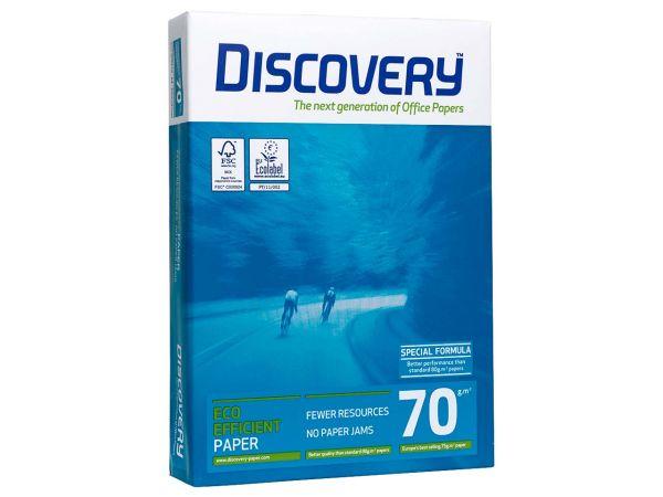 "500 Blatt Multifunktionales Kopierpapier ""DISCOVERY"" 70g/m²"