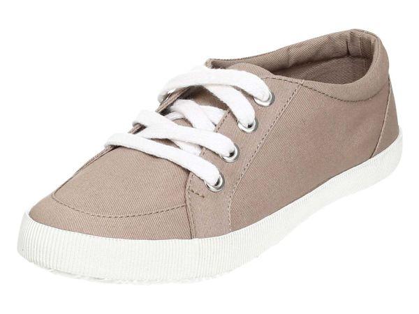 "Organic Sneaker ""Raya"" Gr. 38, beige"