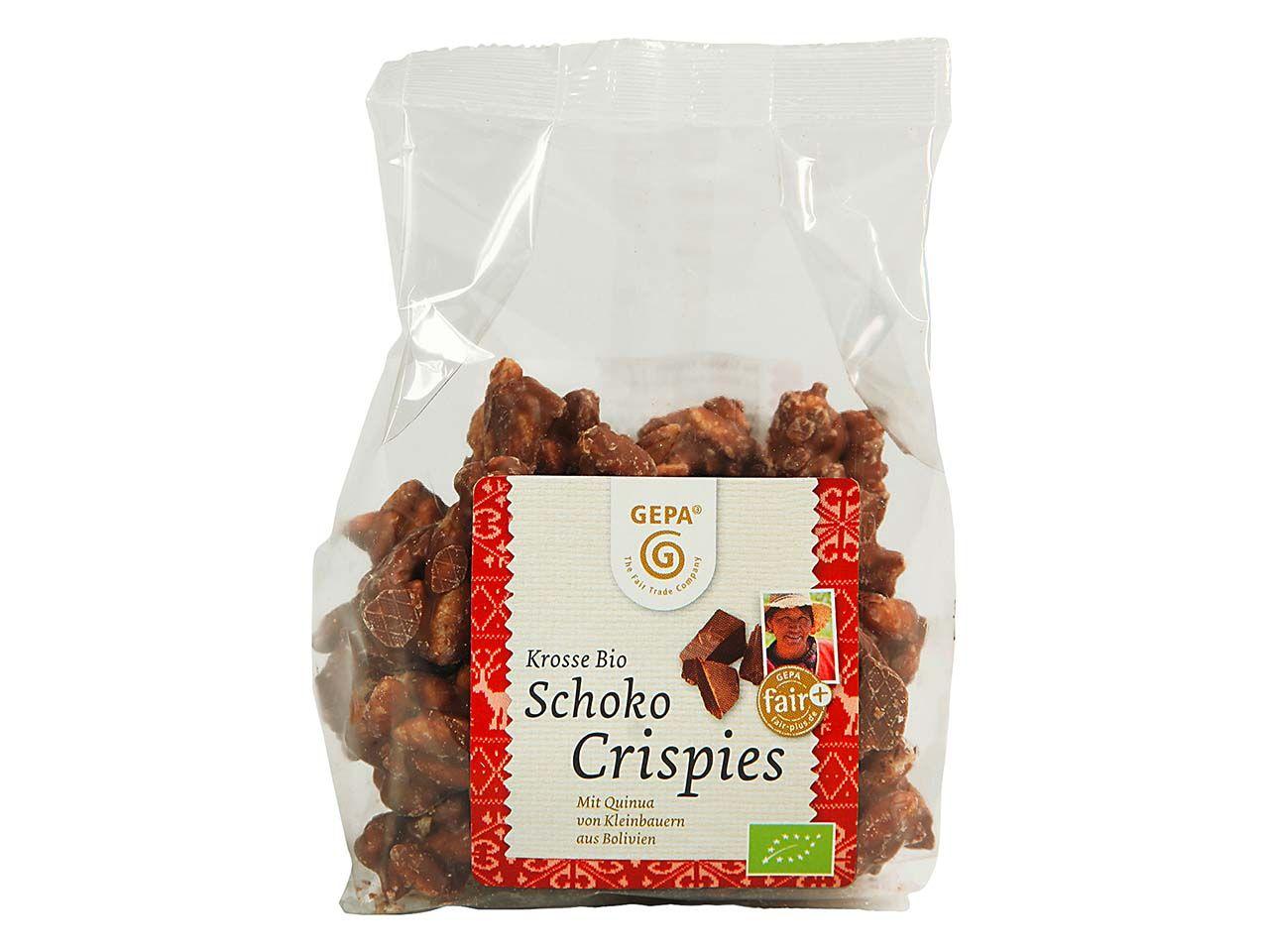 GEPA Bio-Schoko Crispies 100 g 8951855
