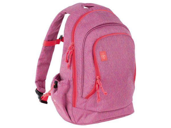"""Lässig Kinderrucksack """"About Friends"""" Big Backpack melange pink"""