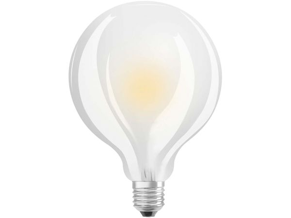 "OSRAM LED-Lampe ""Superstar Filament"" Globe, 12 W, E27, 1.521 lm"