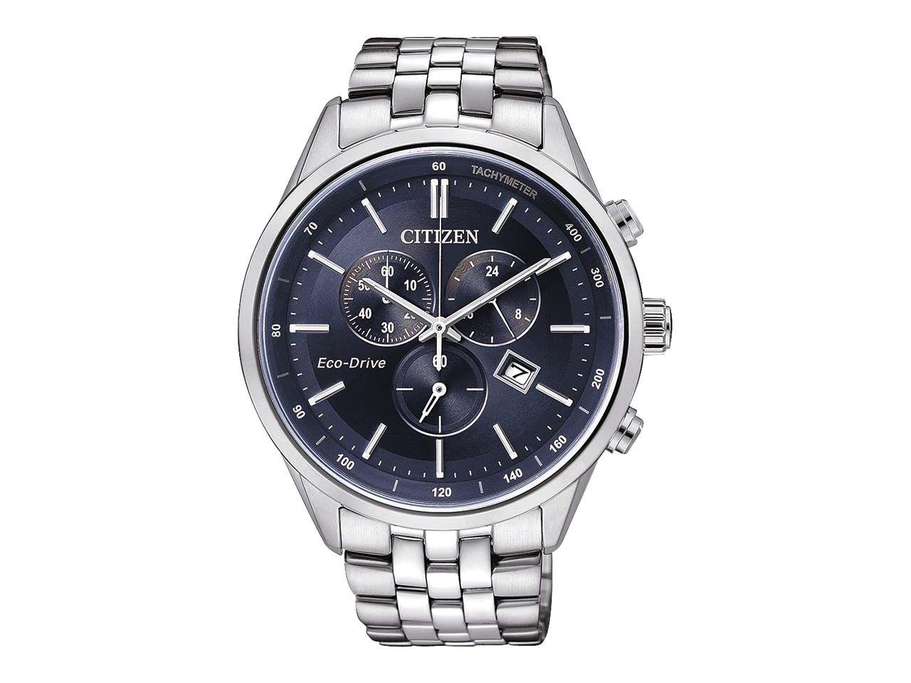 CITIZEN Solar-Armbanduhr 'AT2141-52L' für Herren