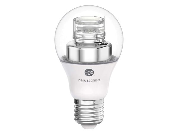 "carus LED-Lampe ""Connect Smart White"", 8 W, E27, 560 lm"
