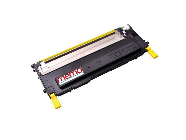 memo Druckkassette ersetzt Samsung CLT-Y4092S gelb