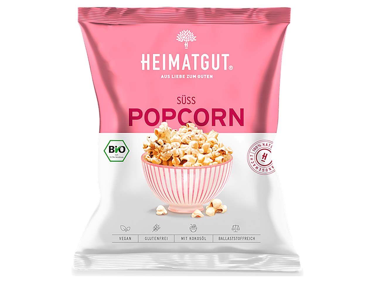 HEIMATGUT Bio-Popcorn süß 30 g POP-101