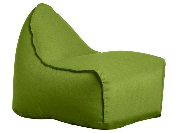 """Sitzsack """"Chill"""" grün, für Innenbereich"""