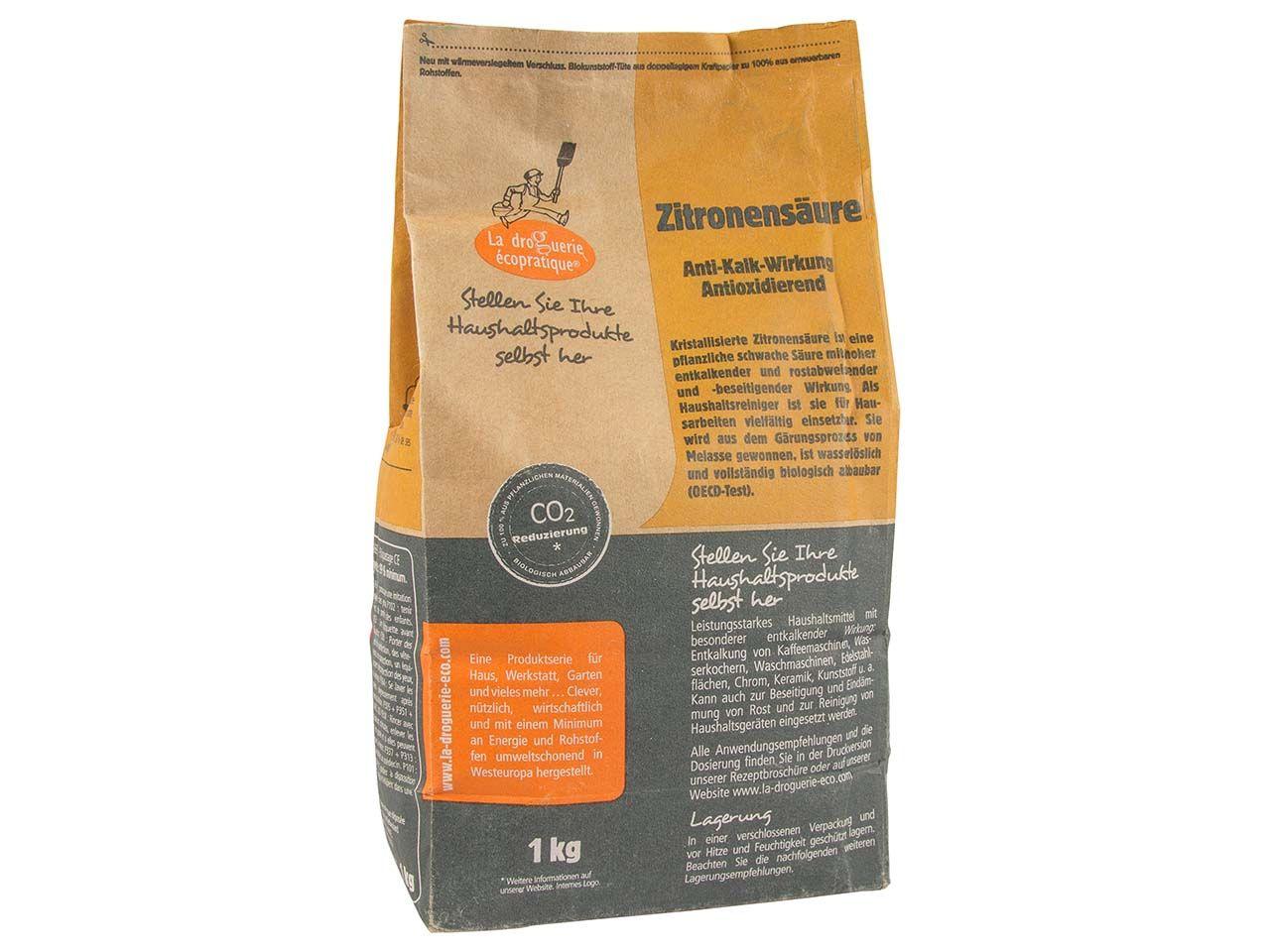 Zitronensäure-Kalklöser 1 kg DOEU012