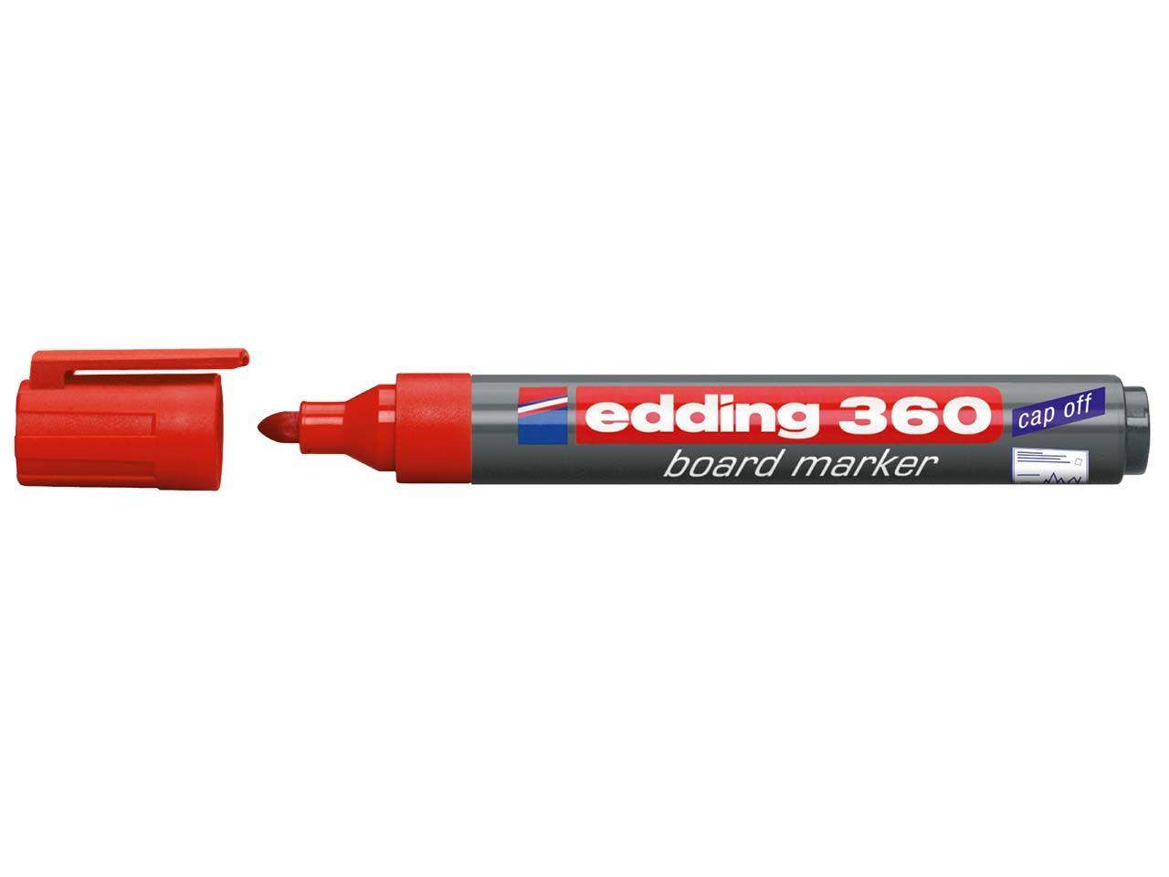 edding 360 Boardmarker rot 4-360002
