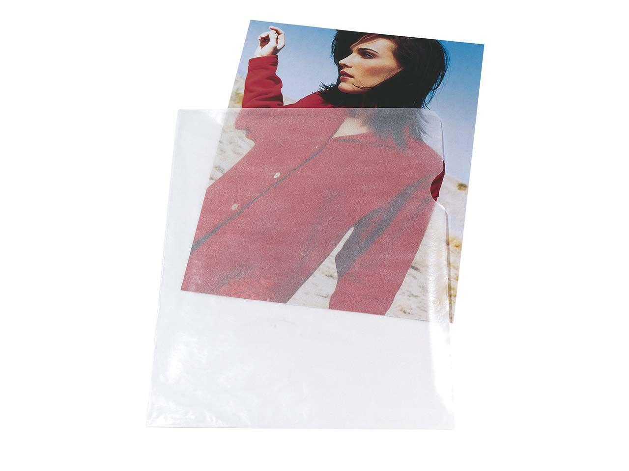 100 Pergamin-Sichthüllen A4 SAA41000