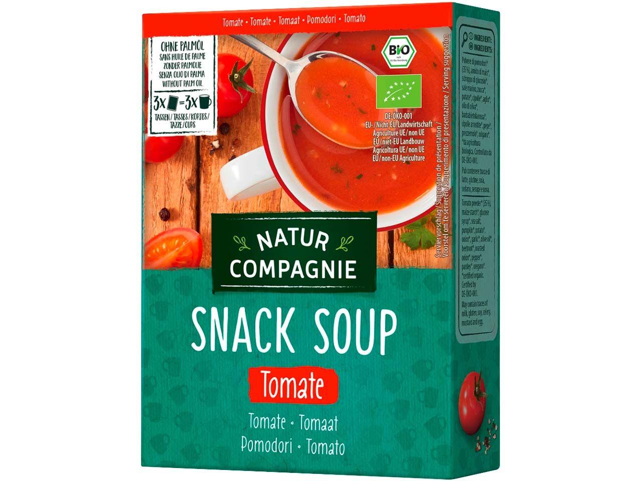 Natur Compagnie Bio-Tomatencremesuppe