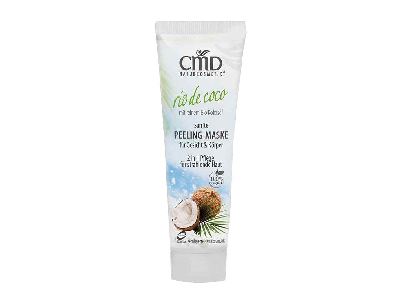 CMD Naturkosmetik CMD Peeling-Maske