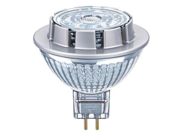 "OSRAM LED-Lampe ""Superstar"" MR16, 7,8 W, GU5.3, 621 lm, dimmbar"