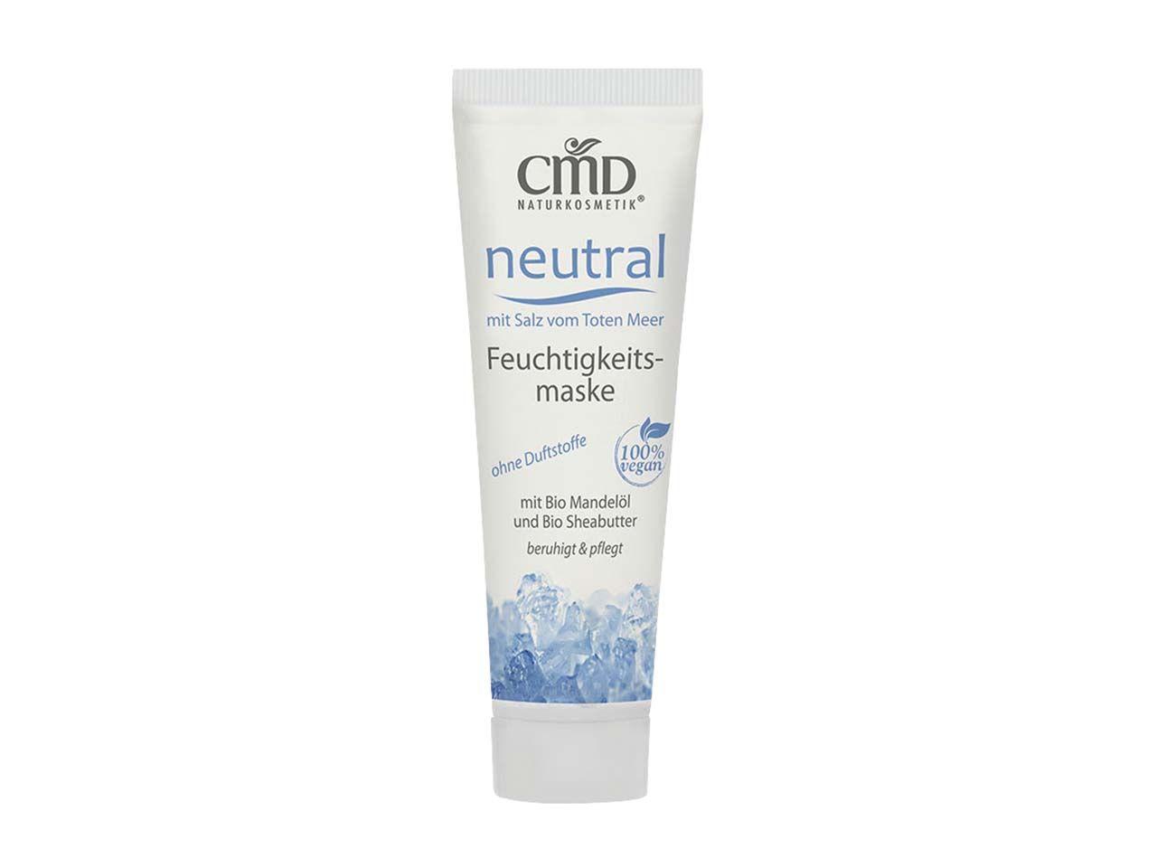 CMD Naturkosmetik CMD Feuchtigkeitsmaske