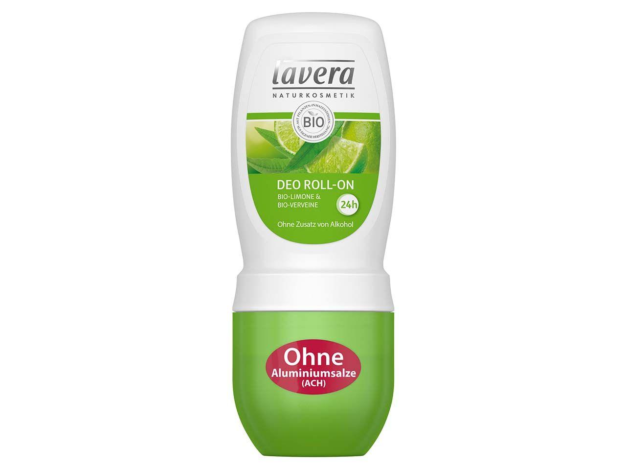 lavera Deo Roll-on Bio-Limone & Bio-Verveine 50 ml 108295