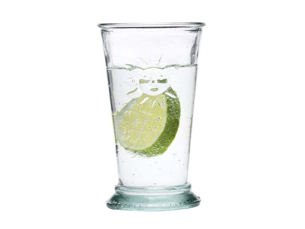 "6 Trinkgläser ""Sonne"" 300 ml"