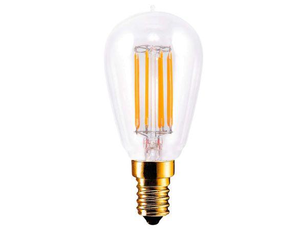 "Segula LED-Lampe ""Vintage Line"" Radio Style, 4,7 W, E14, dimmbar"
