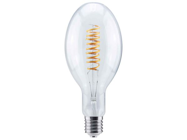 "Segula LED-Lampe ""Ellipse Spiral"" 15 W, E40, 800 lm"