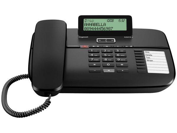 """Gigaset Schnurgebundenes Telefon """"DA810A"""" - B-Ware, Zustand sehr gut"""