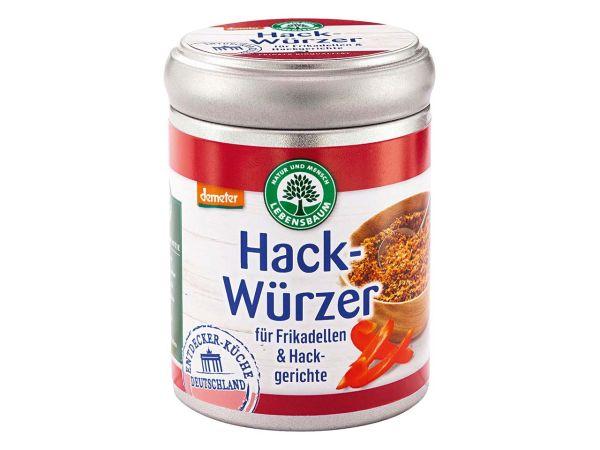 """Lebensbaum Gewürzmischung """"Hack-Würzer"""" 80 g"""