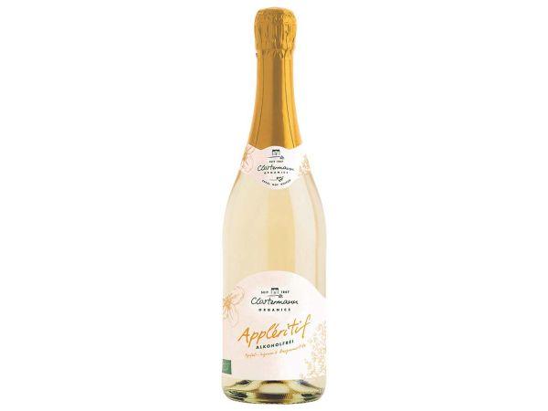 "Clostermann Alkoholfreier Secco Apfel-Ingwer & Bergamotte ""Appléritif"" 0,75 l"