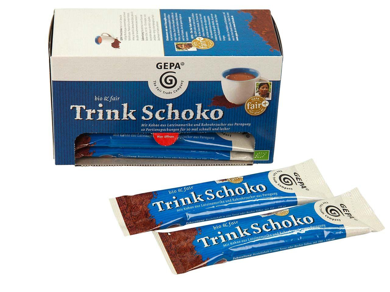 GEPA Bio-Trinkschokolade