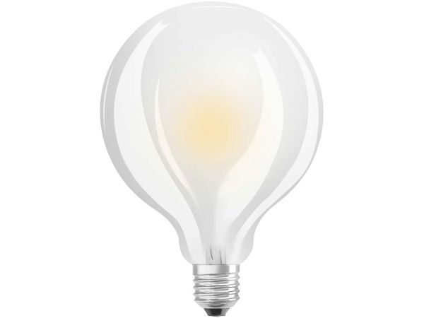 "OSRAM LED-Lampe ""Superstar Filament"" Globe, 8,5 W, E27, 1.055 lm"