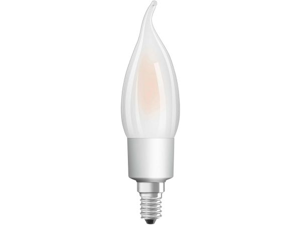 "OSRAM LED-Lampe ""Superstar Filament"" Kerze CLBA 40, 5 W, E14, 470 lm"