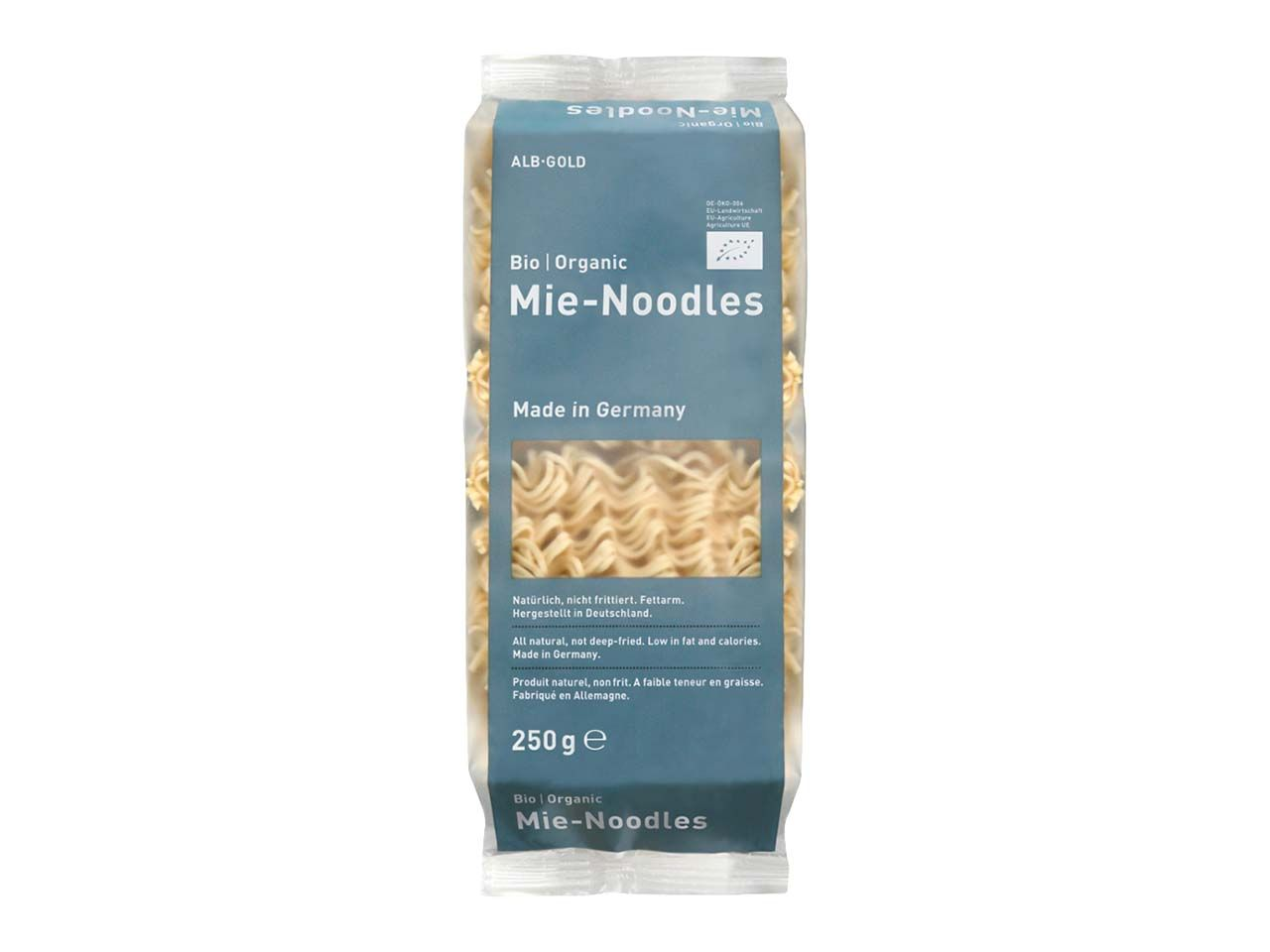 ALB-GOLD Bio-Mie-Nudeln, 250 g 104030569