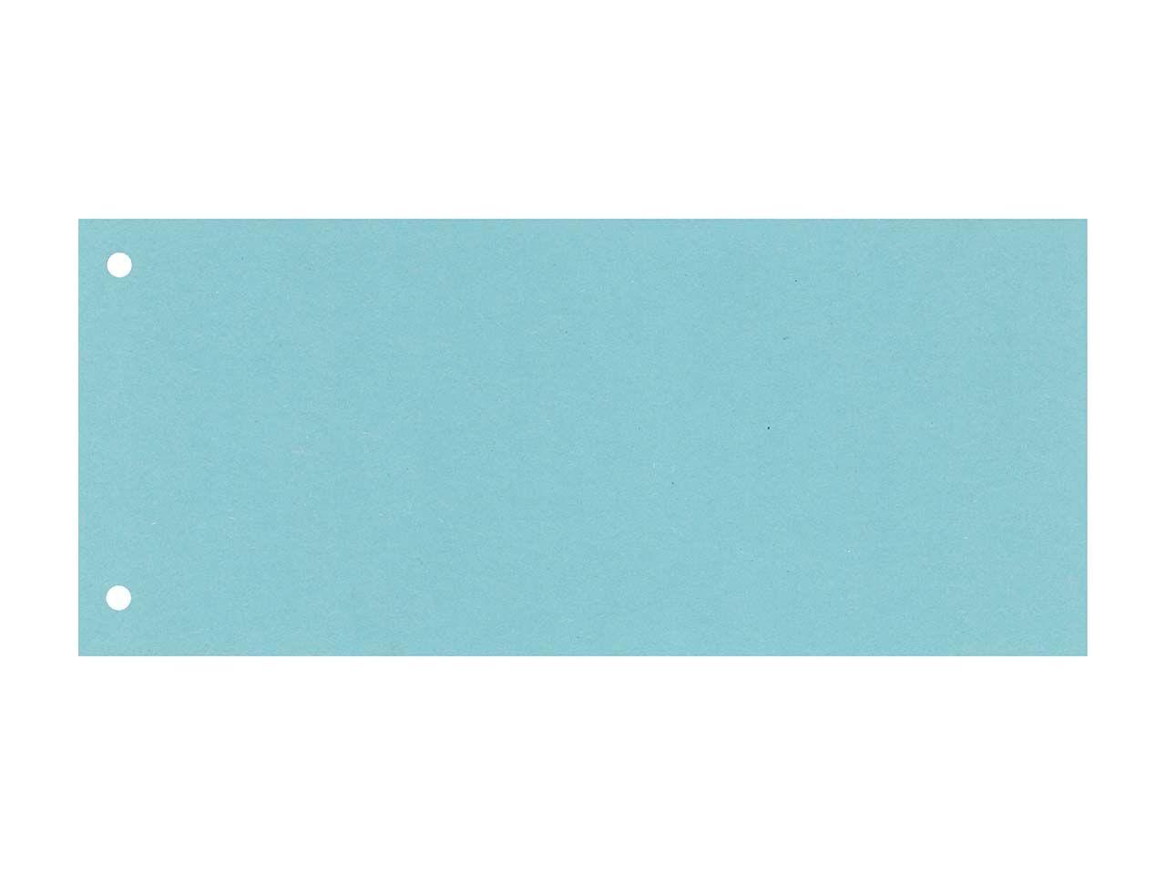 100 Trennstreifen blau 190 g/m² 50504